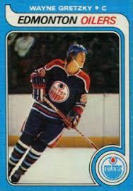 Wayne Gretzky Rookie Card O-Pee-Chee