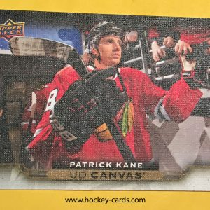 Patrick Kane UD Canvas 2015-16 #C138 Chicago Blackhawks