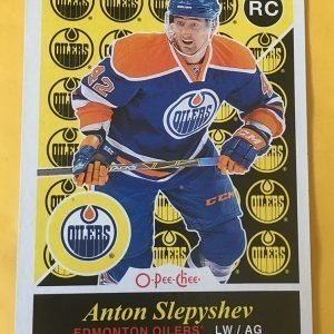 Edmonton Oilers Hockey Cards For Sale Upper Deck O Pee Chee