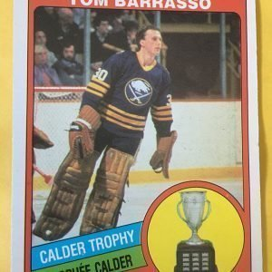 Tom Barrasso Calder Trophy O-Pee-Chee 1984-85 #375