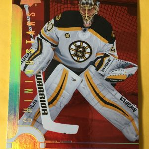 Tuukka Rask 2017-18 Upper Deck Shining Stars Goalies Red #SSG10