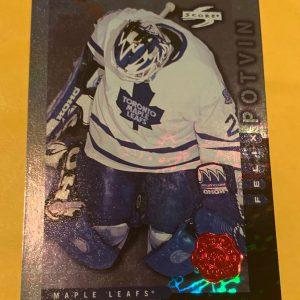 Felix Potvin Score Artist's Proofs #29 Toronto Maple Leafs